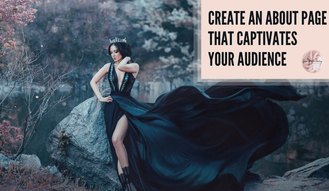 How to create an about page that captivates your audience